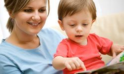 Reading to your child is great for his or her education.