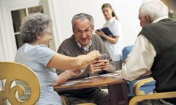 Nursing homes offer a degree of activities for their residents, so ask about these when investigating your options.