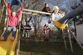 How do you find a swingset your kids will love as well as your budget? See pictures of classic toys.