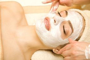 Getting Beautiful Skin Image Gallery Day spas offer a variety of facial treatments to moisturize and revitalize skin. See more getting beautiful skin pictures.