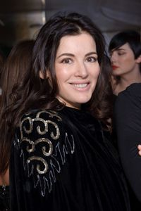 Chef and author Nigella Lawson. See more candy pictures.