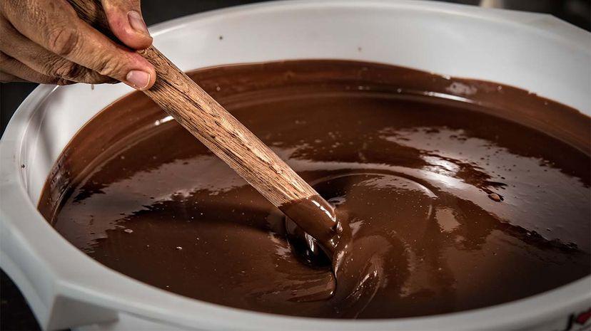 chocolate, carbon