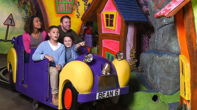 Cadabra ride, Cadburyville