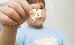 Popcorn: fun movie snack or dangerous choking hazard?