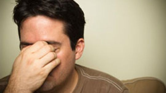 How can acupressure relieve sinus congestion?