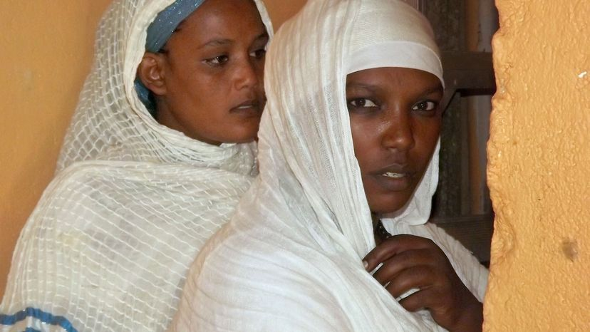 In the Ethiopian Orthodox church, Christmas celebrations, called Lidet or Genn, begin on the night of January 6.