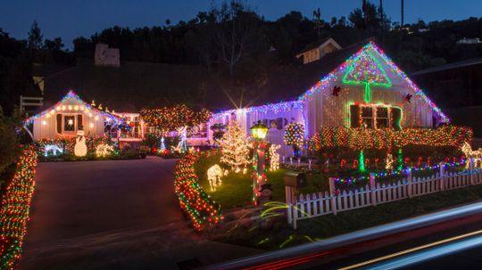 How Christmas Lights Work