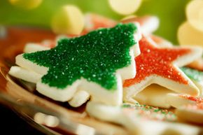 Don't save all the cookies for Santa; enjoy some for yourself. See more pictures of holiday baked goods.