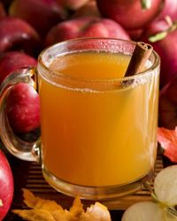 Cider will warm the chilly, Christmas soul.