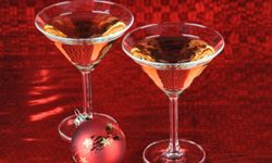 Christmas is a time to ring in the merry with your favorite cocktail. See more pictures of cocktails.
