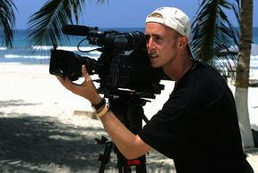 Cinematographers need an artistic eye for framing shots.