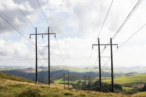 Before the discovery of AC, or alternating current, power, long-distance power transmission wasn't possible.