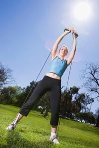 Resistance exercises can strengthen those muscles.