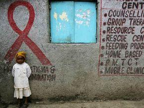 The Kenwa center for HIV-positive women in Nairobi, Kenya