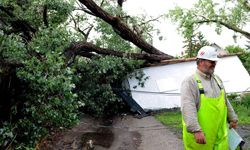 Minneapolis is safe where crime is concerned, it can't do much to stop Mother Nature. A tornado tore through the city in 2009.