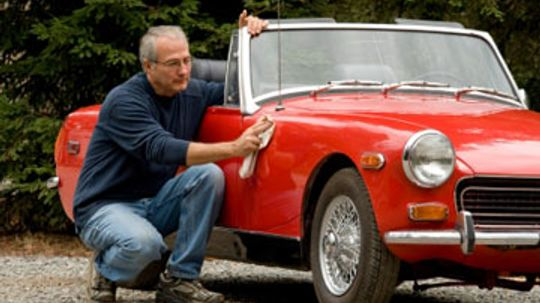 What type of insurance do you need for your classic car?