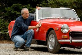 Taking great care of your beloved classic car isn't enough -- you need to insure it properly. See more pictures of classic cars.