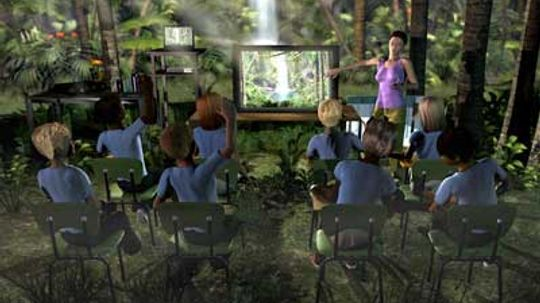 How Classroom Video Conferencing Works