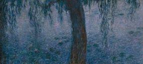 Claude Monet's work The Morning is housed at Musée de L'Orangerie, Paris. (Right panels)