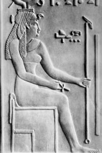Cleopatra has been portrayed by historians as both cunning and cowardly.
