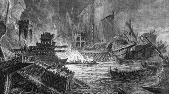 Did Cleopatra really lose the Battle of Actium?