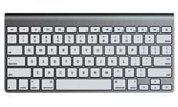 It is extremely important when cleaning a keyboard to use as little moisture as possible.