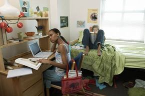 Is your messy roommate getting on your last nerve? It might be time to talk to her about it, rather than just stewing inside. See more pictures of college life.