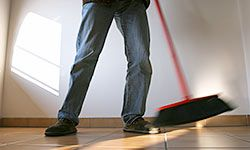 Cleaning your home just got easier.