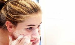 An acne-free face starts with a smart cleansing regimen. See more personal hygiene pictures.