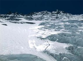 The Lhotse Face