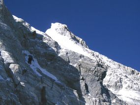 Everest's North Summit