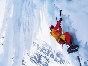 Because ice formations change so often, ice climbing grades are hard to assign.