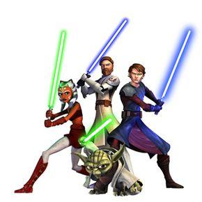 Ahsoka Tano, Obi-Wan Kenobi, Yoda, Anakin Skywalker. See more Star Wars Pictures.