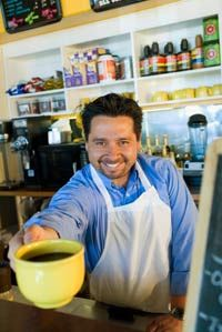 The Clover found early success in independent cafes.