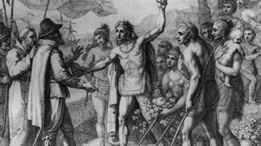 Were the Clovis the first Americans?