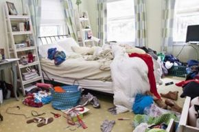 When can clutter begin to affect your life negatively?
