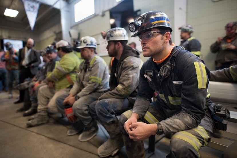 coal mining and politicians