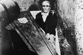 Vampires: One group for whom the comfort of coffin linings is more a practicality than a courtesy.