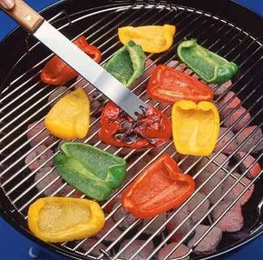 Learn how to grill vegetables with easy instructions. See more extreme grilling pictures.