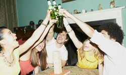 There are plenty of reasons to celebrate, especially if your guests bring their own booze to the party.