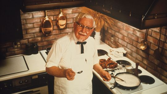 7 Finger-lickin' Legends About Colonel Sanders and KFC