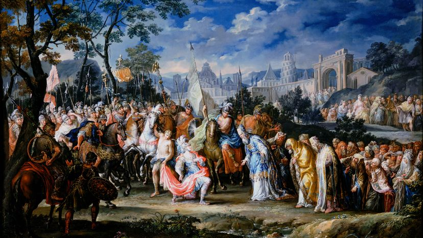 Alexander the Great, Babylon