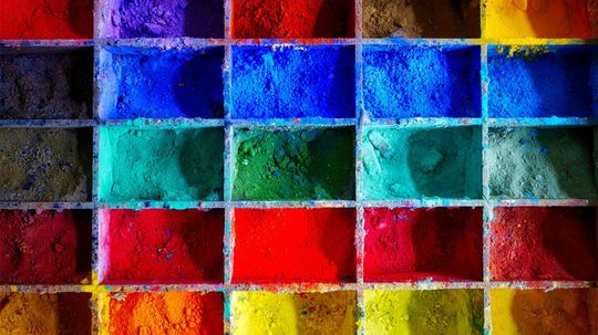 Primary Colors Are Red, Yellow and Blue, Right? Well, Not Exactly