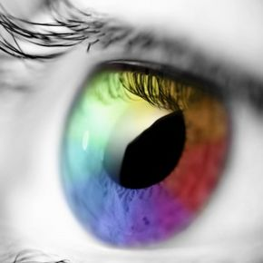If a flash is bright enough, it can cause reflection off of the retina.