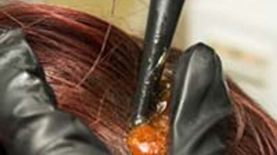 Can coloring my hair damage my scalp?