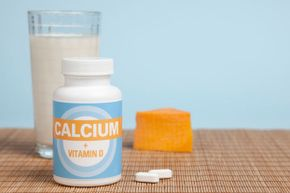 Vitamin D (often paired with calcium in supplements) provides a wide range of health benefits, but it's probably not going to help you prevent or get over a cold.