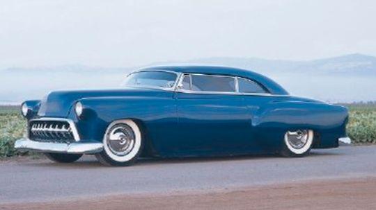 The Cole Foster 54: Profile of a Custom Car
