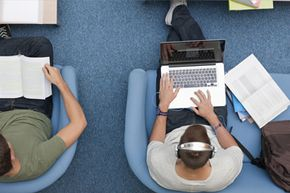 Very few MOOCs are eligible for credit today, but that may change.