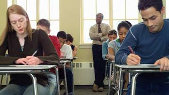 How College Admissions Tests Work