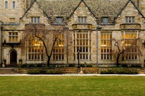 Yale University's undergrad tuition has a sticker price of $44,000 for 2013-14 but many students feel the prestige makes the high cost worth it.